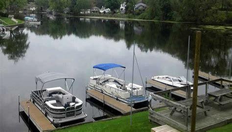 Deck Portage Lakes Menu by The Deck
