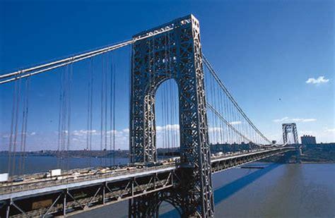 george washington bridge bridge  york city  york