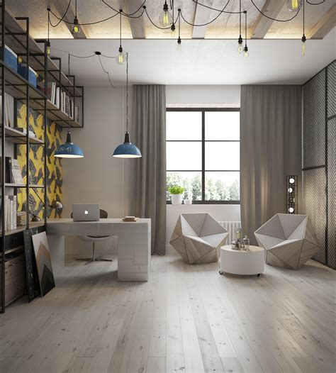 Design And Decor by Industrial House Design And Decor For Stylish Appearance