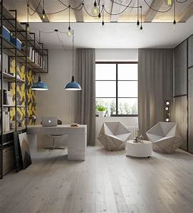 Industrial, House, Design, And, Decor, For, Stylish, Appearance