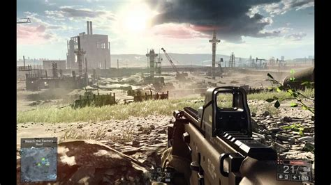 battlefield  pc singleplayer gameplay ultra settings