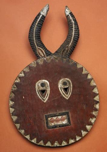 baule goli mask ndalama african deserts crafts
