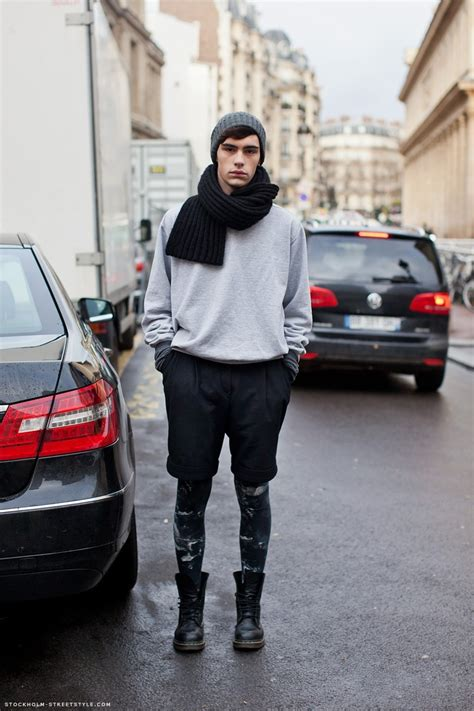 Legwear Fashion For Men Outfit The Week