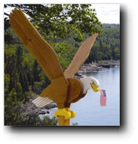 flying eagle sentry woodworking plans