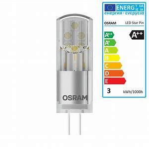 G4 Led Leuchtmittel : led star pin g4 12 v von osram connox ~ Orissabook.com Haus und Dekorationen