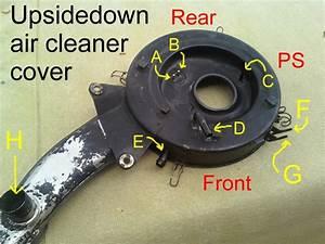 Nissan 720 Pickup Truck Vacuum Hose Routing And Repair