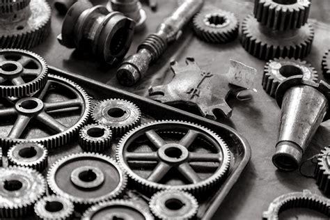 picture metal gears mechanism technical metal