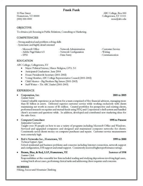 How To Make A Resume by How To Create A Resume