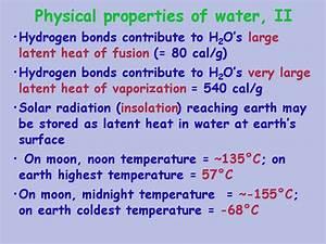 Physical Properties Of Water | www.pixshark.com - Images ...