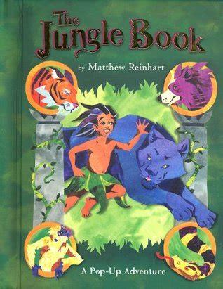 jungle book  pop  adventure  matthew reinhart