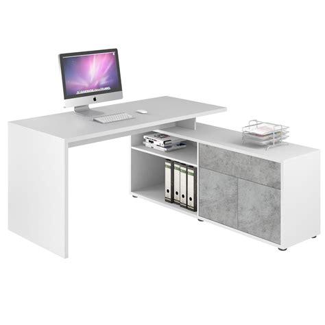 alinea bureau angle bureau angle pas cher largeur bureau eyebuy