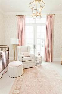Vorhänge Babyzimmer Mädchen : 1001 ideen f r babyzimmer m dchen ~ Whattoseeinmadrid.com Haus und Dekorationen