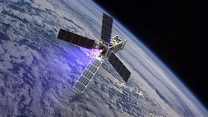 These Cubesats Could Use Plasma Thrusters to Leave Our ...
