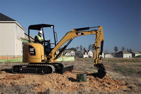 cat  mini excavator full specs  review iseekplant