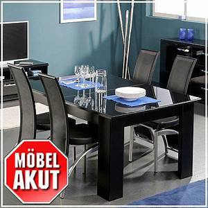Esstisch Schwarz Hochglanz : esstisch belly ausziehbar schwarz hochglanz 155 190 ebay ~ Indierocktalk.com Haus und Dekorationen