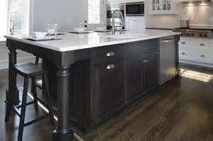 black island kitchen transitional white kitchen w black island transitional