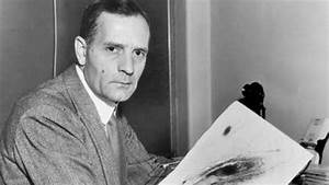 Edwin Powell Hubble and His Telescope - Pics about space