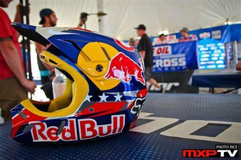 Helmets, Red Bull