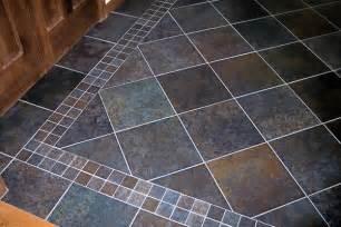 floor tile border designs