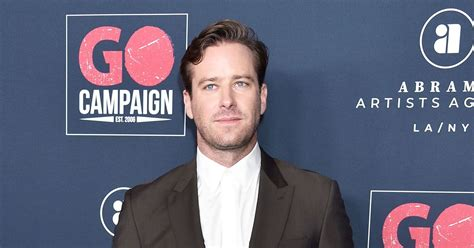 Armie Hammer Debuts Divorce Mustache in British GQ: PHOTOS