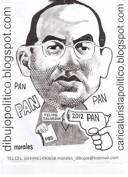 Caricatura Politica Felipe Calderon Mexico Julio Morales