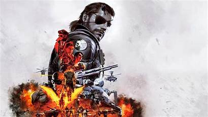 Gear Metal Solid Wallpapers Think Recently Sub