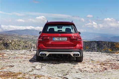 Na życzenie jest dostępny w wersji siedmioosobowej. 2020 Mercedes-AMG GLB 35 4MATIC Review - autoevolution