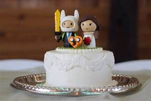 25 Wedding Cake Toppers Interpreted By Nerd Couples ...