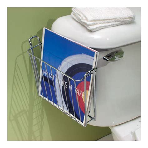 Over The Tank Bathroom Magazine Rack In Bathroom Magazine