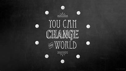 Desktop Change Laptop Quote Quotes Wallpapers Inspirational