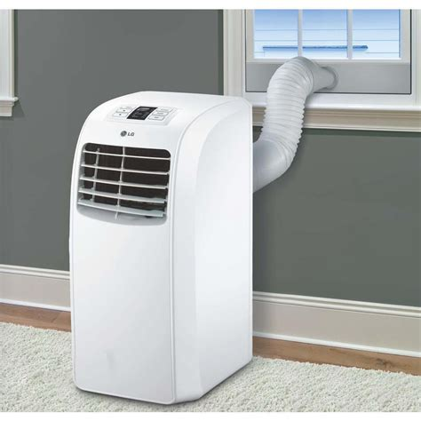 lg lpwnr btu portable air conditioner dehumidifier function
