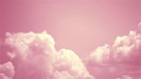 pink cloud aesthetic desktop wallpapers
