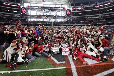 oklahoma sooners football big  releases revised