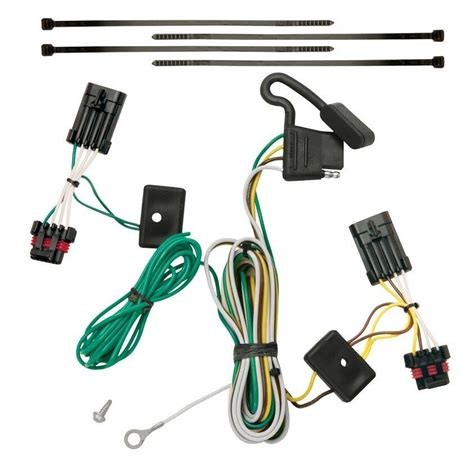 Chevy Impala Trailer Hitch Wiring Kit Harness