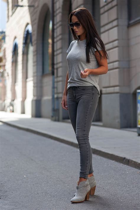 Grey Knitwear Grey Layers Grey Outfits... Grey Is A ...