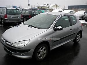 Peugeot 78 : 1999 peugeot 206 75 automotikgetr only car photo and specs ~ Melissatoandfro.com Idées de Décoration