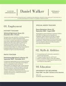 resumes for teachers 2017 resume sles for teachers 2017 resume 2017
