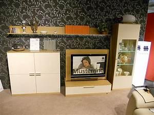 Musterring Tv Möbel : wohnw nde anbauwand modell kara musterring wohnwand kara eiche hausmarke m bel von m bel lenk ~ Indierocktalk.com Haus und Dekorationen