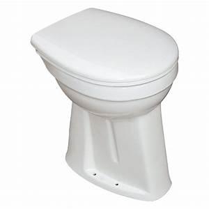 Wc Sitz Erhöht : camargue stand wc plus 100 flachsp ler wc abgang senkrecht 10 cm erh ht mit wc sitz bauhaus ~ Watch28wear.com Haus und Dekorationen