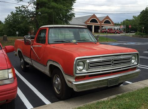 Survivor 1972 Dodge D100   Mopar Blog