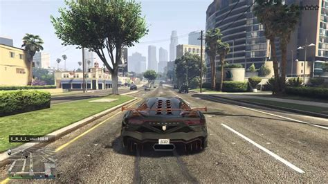 Gta V Ps4 Gameplay -first Person And Third Person