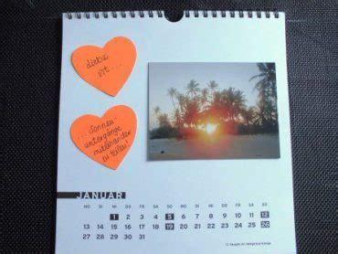 fotokalender ideen zum selbermachen kalender selber machen ein geschenk f 252 r jede jahreszeit