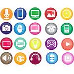 Technologie Features Echo Icons Technology Consumer Icones