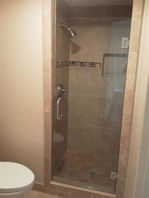 lodi custom glass frameless shower door installation