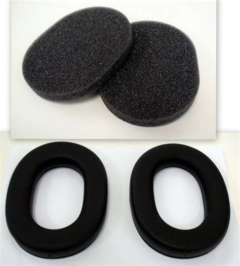 tasco   replacement ear muff pads  pair  pads