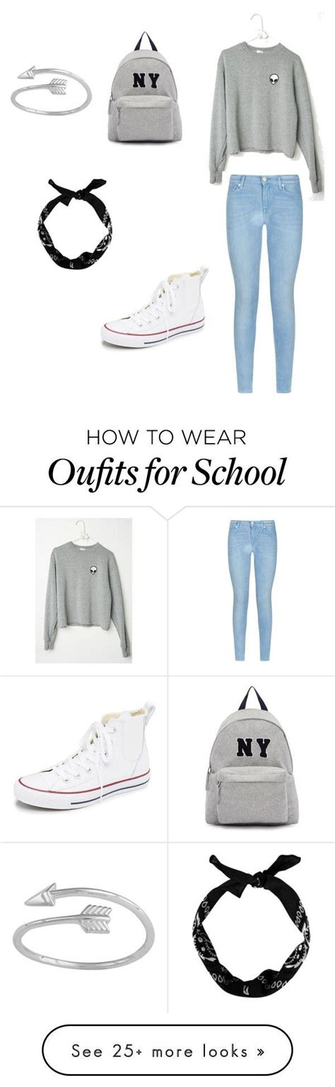 17 Best ideas about Grey Converse Outfits on Pinterest | Converse outfits Gray converse and ...