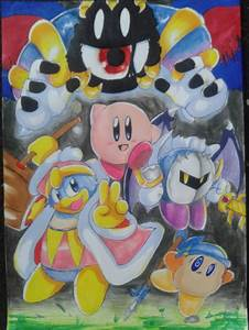 Kirby's return to dreamland by Crashkirby888 on DeviantArt