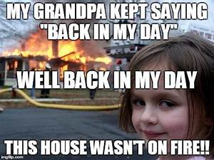 Disaster Girl Meme - Imgflip