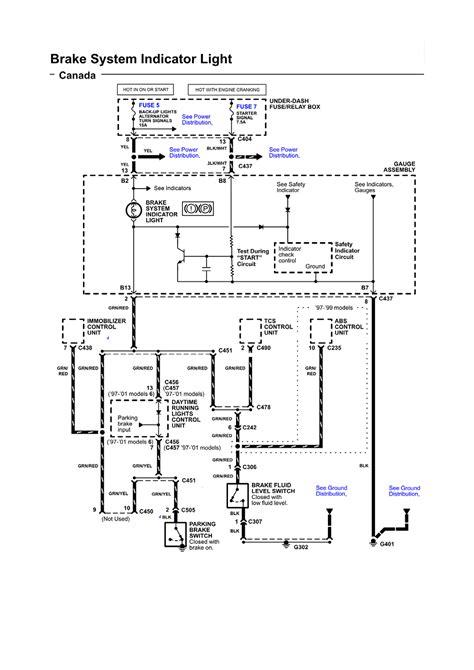 Indicator Light Wiring Diagram by Repair Guides Wiring Diagrams Wiring Diagrams 67 Of