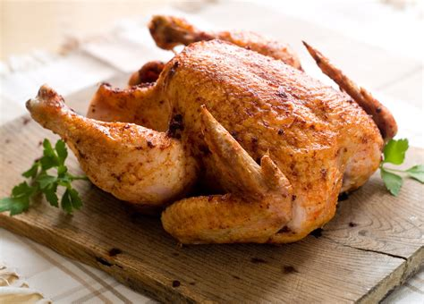 cooked chicken how to correctly cook a chicken youtube